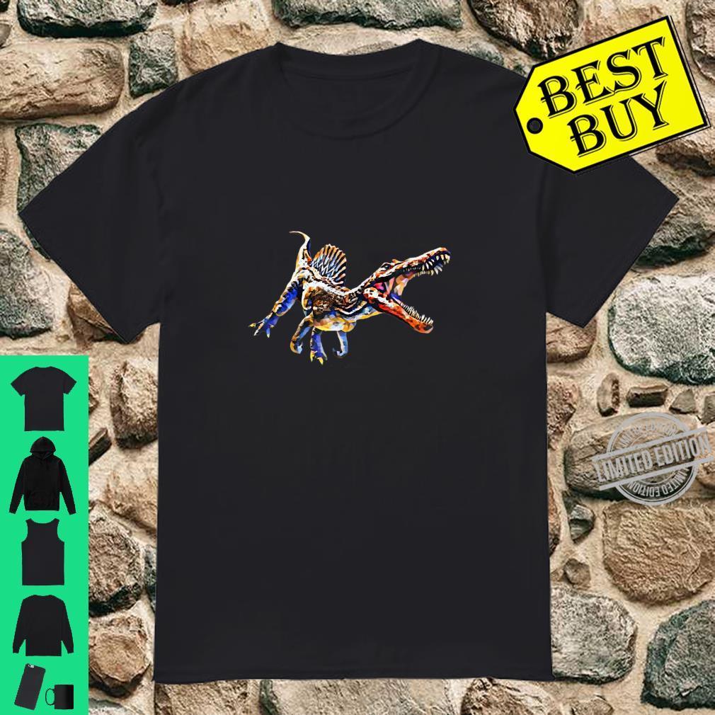 Dinosaurier Spinosaurus Shirt Saurier Damen Herren Kinder Shirt